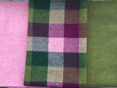 Harris Tweed 4 pack 2 FREE Labels and latest COLORS pick yours now