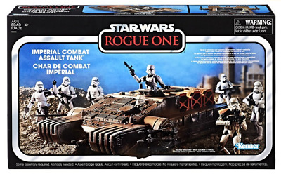 Star Wars The Vintage Collection Rogue One Imperial Combat Assault Hovertank