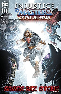 Injustice Vs Masters Of The Universe #6 (Of 6) (2019) 1St Printing Dc Comics