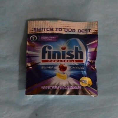 """COLES Little Shop Mini Collectables - """"Finish Powerball"""""""