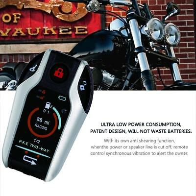 Automotive Safety Devices for Motorbike Anti Theft Device RC Warning Alarm HOT