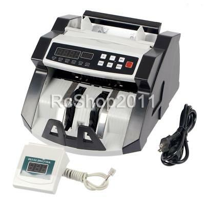 Australian Money Note Bill Currency Counter Counting Machine Detector Cash AU
