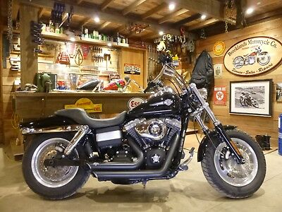 2008 HARLEY-DAVIDSON FXDF Dyna FAT BOB 1 owner, immaculate 18249 miles
