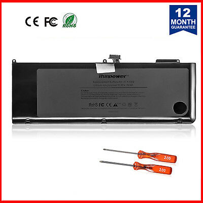 A1382 Battery For Macbook Pro 15 inch A1286 Early / Late 2011 Mid 2012 UK