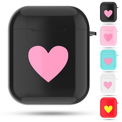 Hotsale Shockproof Heart Case Protective Cover For Apple AirPods Charging Case