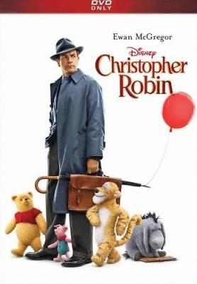 CHRISTOPHER ROBIN (Region 1 DVD,US Import,sealed.)