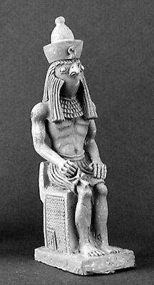 Reaper Miniatures Egyptian Statue: Horus #03089 Dark Heaven Unpainted Metal