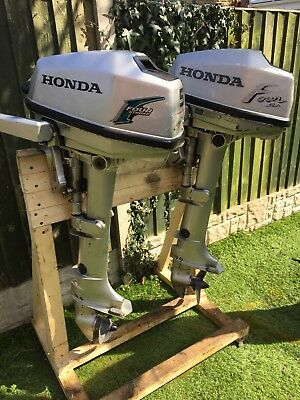 JOHNSON 5HP OUTBOARD Boat Engine BREAKING FOR PARTS 1xBOLT