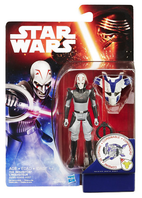 Star Wars Force Awakens The Inquisitor 3.75 Inch Action Figure