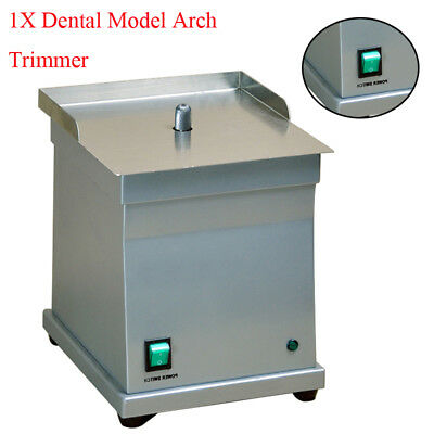 Dental Model Arch Trimmer Trimming Sidesof Plaster Models Lab Equipment FDA CE