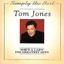 She's a lady-His greatest hits by Tom Jones | CD | condition very good