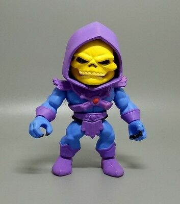"3"" Blue&Purple Skeletor Loyal Subjects Masters of the Universe Figure 2"