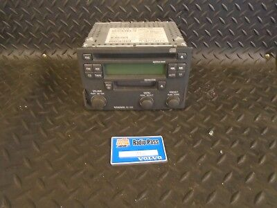 VOLVO SC-802 V40 S40 Etc Car Radio Stereo Cassette Player