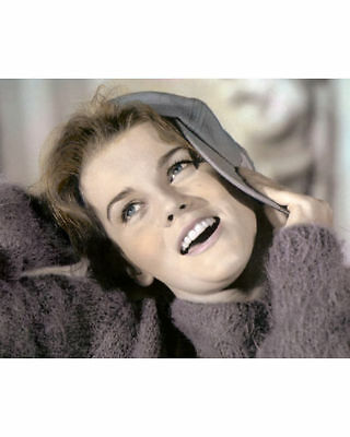 "ANN MARGRET BYE BYE BIRDIE 1963 HOLLYWOOD ACTRESS 8x10"" HAND COLOR TINTED PHOTO"