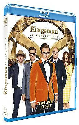Kingsman Le Cercle D'or [Blu-Ray] - Neuf