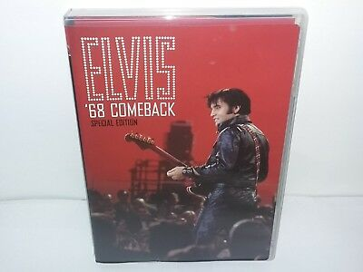 Elvis - 68 Comeback Special (DVD, Region 1, Special Edition) Excellent - No Tax