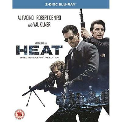 Heat (Remastered) [Blu-ray] [1995] Blu-ray