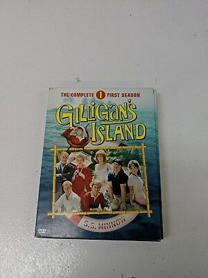 Gilligans Island - The Complete First Season (DVD, 2012, 6-Disc Set)