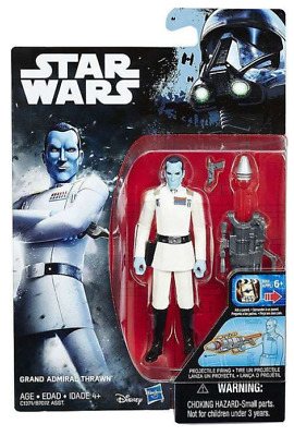 Star Wars Rogue One Grand Admiral Thrawn Action Figure