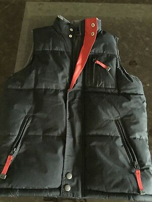 Boys Puffer Vest SIZE 8 *EXCELLENT CONDITION*