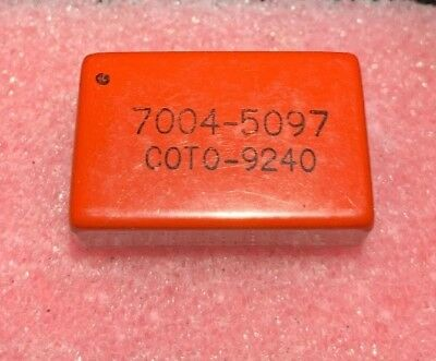"""Coto 7004-5097 Relay """"New"""" -Free Shipping"""