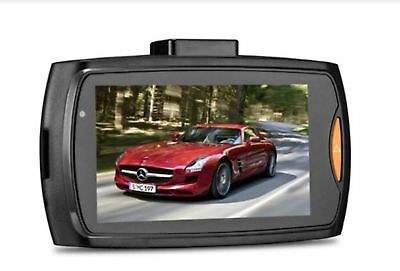 "Dash Cam 1080P 2.7"" HD LCD Camera Video DVR Car Recorder Dual Lens Night Vision"