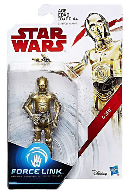 Star Wars The Last Jedi C-3PO 3.75 Inch