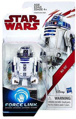Star Wars The Last Jedi Wave 2 R2-D2 3.75 Inch
