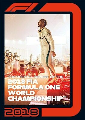 FORMULA ONE 2018 - F1 Season Review - LEWIS HAMILTON - Grand Prix - Region 0 DVD