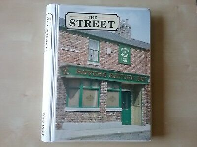 Coronation Street The Street Magazines X 12 In Binder