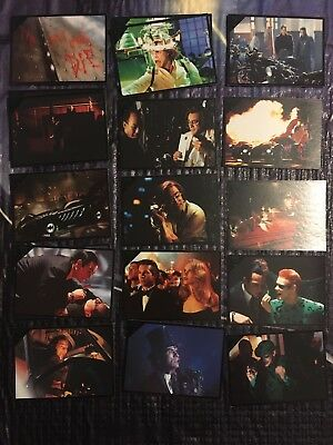 Dynamic Marketing Australia. Part Set Batman Forever Trading Cards. 52 Cards