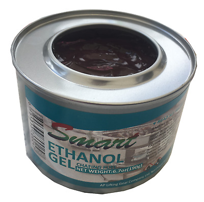 36 cans (each 2.1/2 hours) ETHANOL CHAFING DISH GEL FUEL camping catering bbq