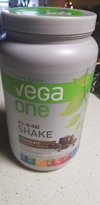 Vega One All-In-One Plant Based Protein Powder Chocolate Shake 1.93 lb.