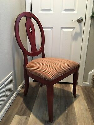 Ethan Allen Country Colors Side Chair