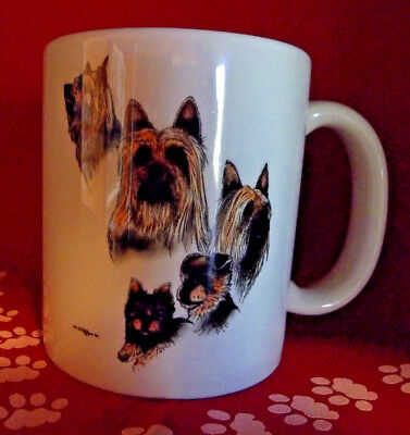 Silky Terrier Coffee Mug ~ New