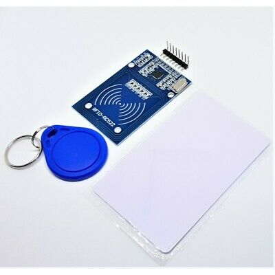 RFID Module RC522 Kits 13.56 Mhz 6cm With Tags SPI Write & Read for arduino