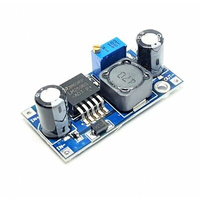 LM2596 LM2596S DC-DC 4.5-40V adjustable step-down power Supply module 1235A