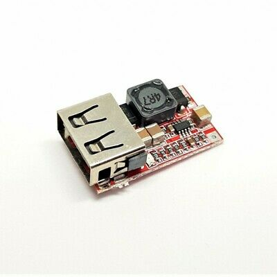 DC 6-24V 12V/24v to 5V USB Output Charger Step Down Power Module 4089Z