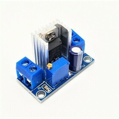 LM317 DC-DC Linear Converter Buck Step Down Low Ripple Module Power Supply 4093A