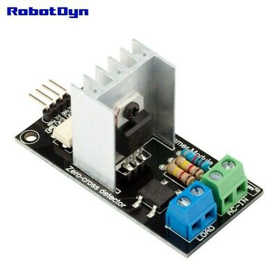 AC Light Dimmer Module, 1 Channel, 3.3V/5V logic, AC 50/60hz, 220V/110V 1495A