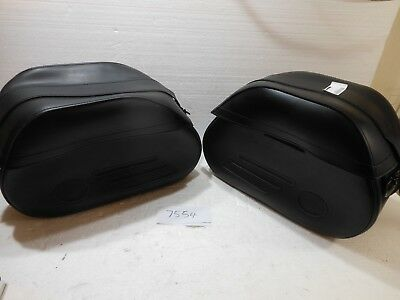 Yamaha Star Canyon Delux Saddle Bags*New* (7554A)