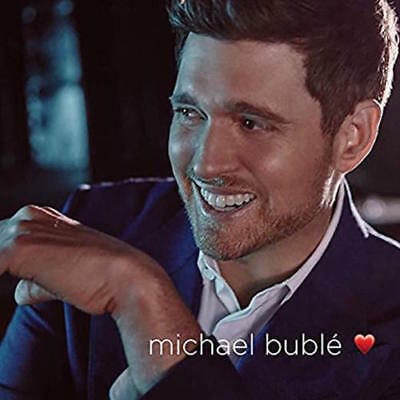 Michael Buble CD 2018 Love  Physical Factory Sealed Album BRAND NEW CRACKED CASE