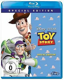 Toy Story [Blu-ray] [Special Edition] by Lasseter, John | DVD | condition good