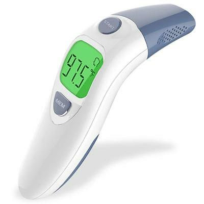Hobest Baby Thermometer, Clinical Tested Infrared Forehead and Ear Accurate...