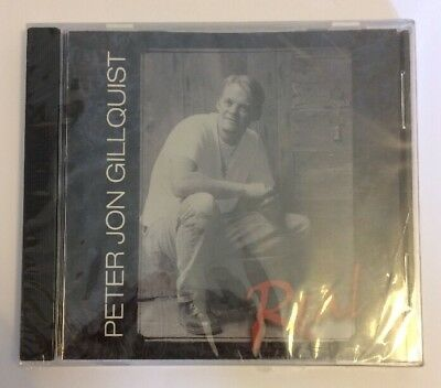 Peter John Gillquist : Real  [CD Album 1999] *Brand New+Sealed* FREE UK DELIVERY