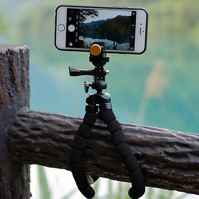Portable Mini Flexible Tripod Stand Gorilla Pod for Gopro Camera/SLR/DV