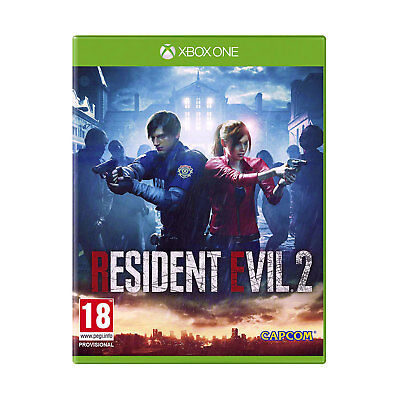 Resident Evil 2 Remake (Xbox One) | Brand New & Sealed | Fast & Free Delivery !