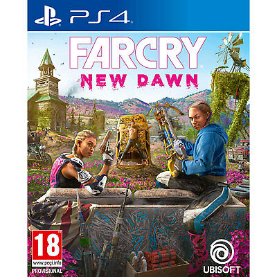 Far Cry New Dawn (PS4) Game | Brand New & Sealed | + Fast & Free Delivery !