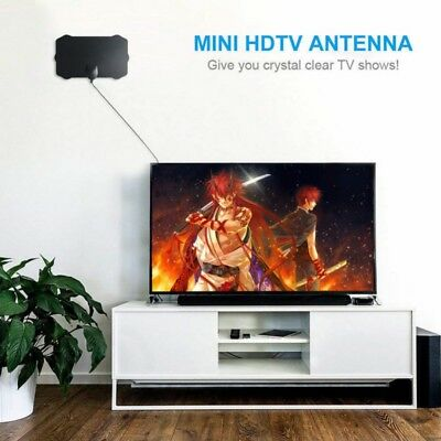 200 Mile Range HDTV 1080p Antenna TV Digital HD Skylink 4K Antena Digital Indoor