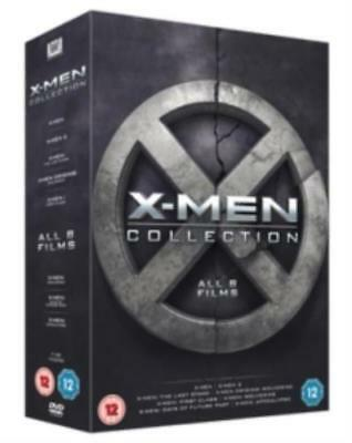 X-Men Collection =Region 2 DVD,sealed=